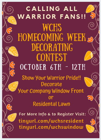 Homecoming Week Decorating Contest