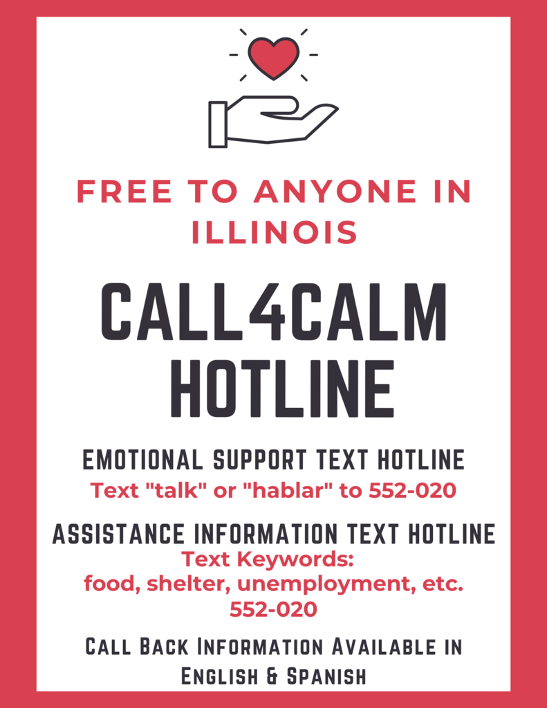 Support Text Hotline