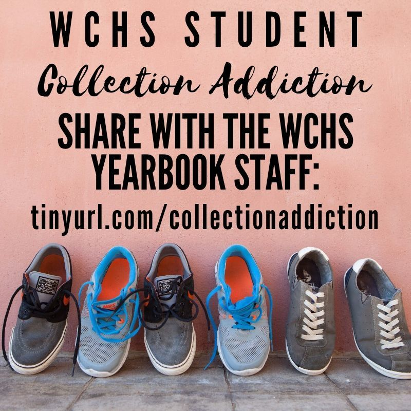 WCHS Yearbook - Collection Addiction
