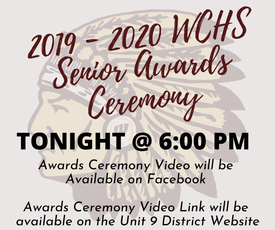 2019 - 2020 Senior Awards