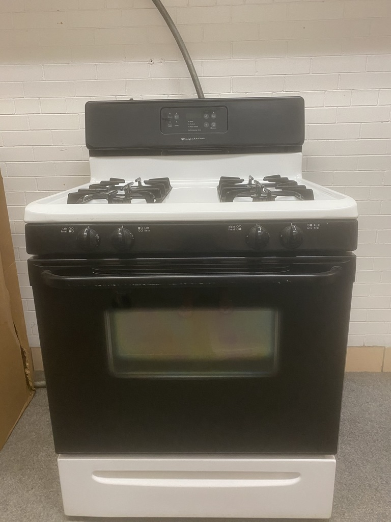 Frigidaire stove for sale.  $150.00. If interested please call WCHS main office 815.432.2486